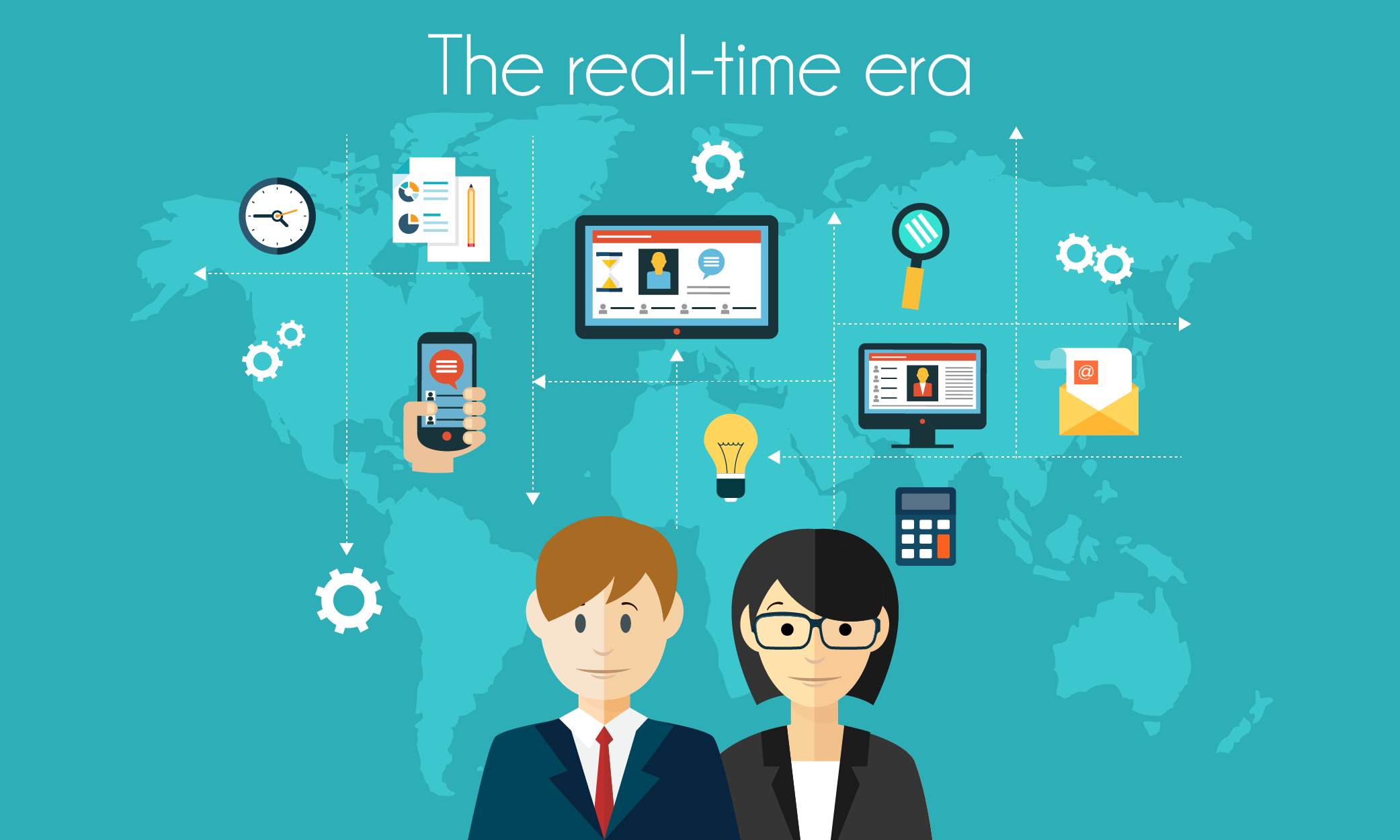 The real-time era
