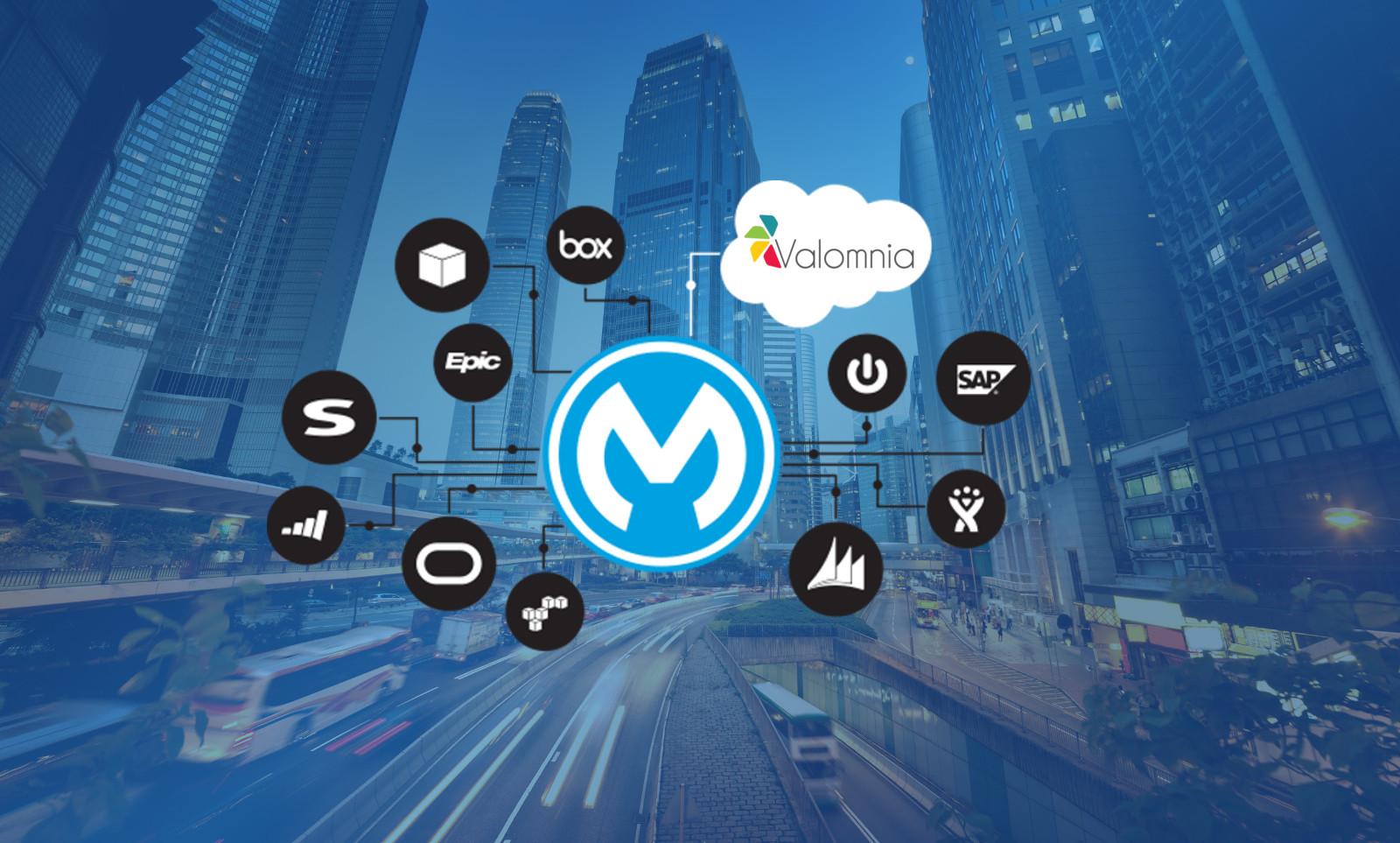 Valomnia rejoint le programme de Partenariat de MuleSoft pour offrir des options d'intégration hybrides plus simplifiées