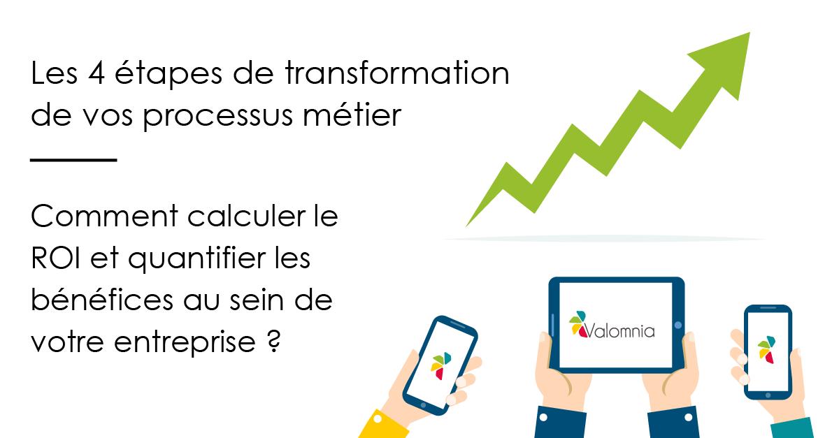 Transformation numérique des ventes B2B: Comment calculer le ROI?
