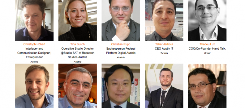 Valomnia's CEO among the WORLD SUMMIT AWARDS jury members